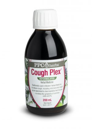 Cough Plex Bottle Hr