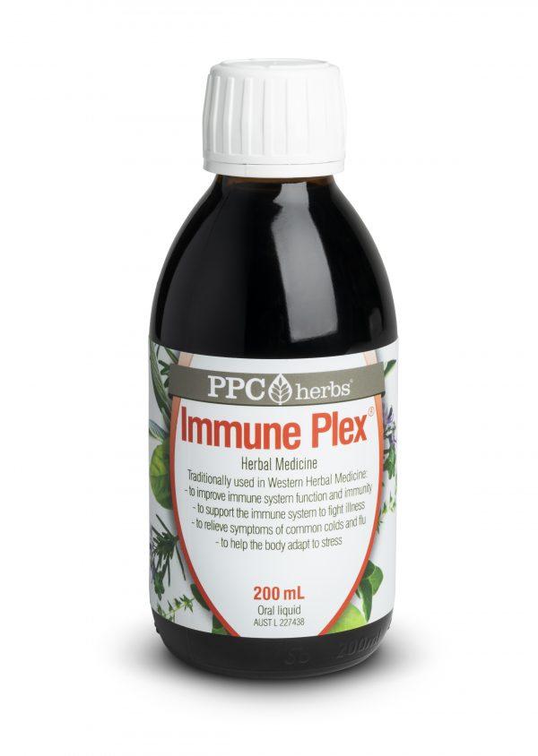 Immune Plex Bottle Hr