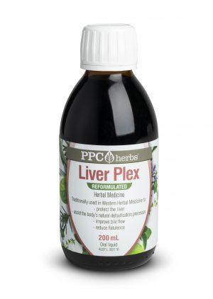 Liver Plex Bottle Hr