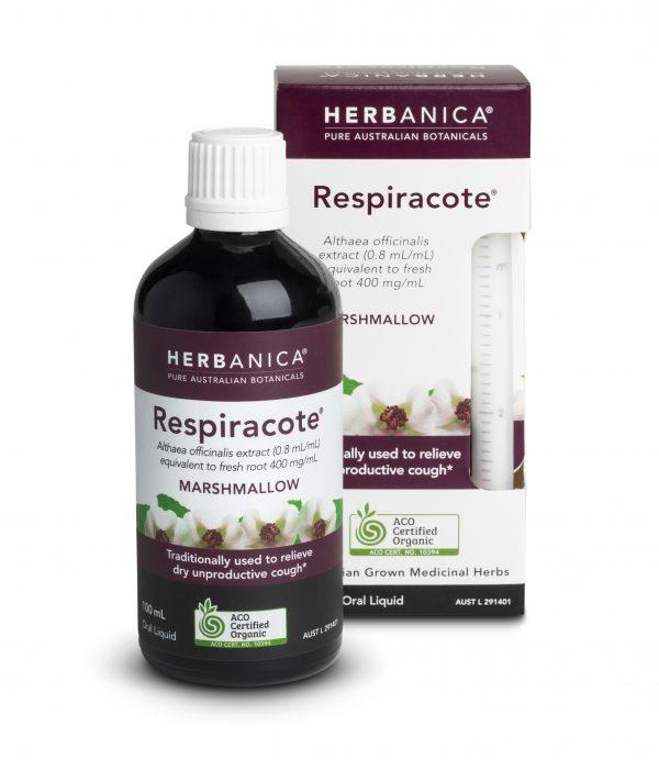 Respiracote Bottle Box Hr