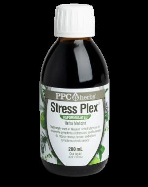 Stress Plex Bottle Web