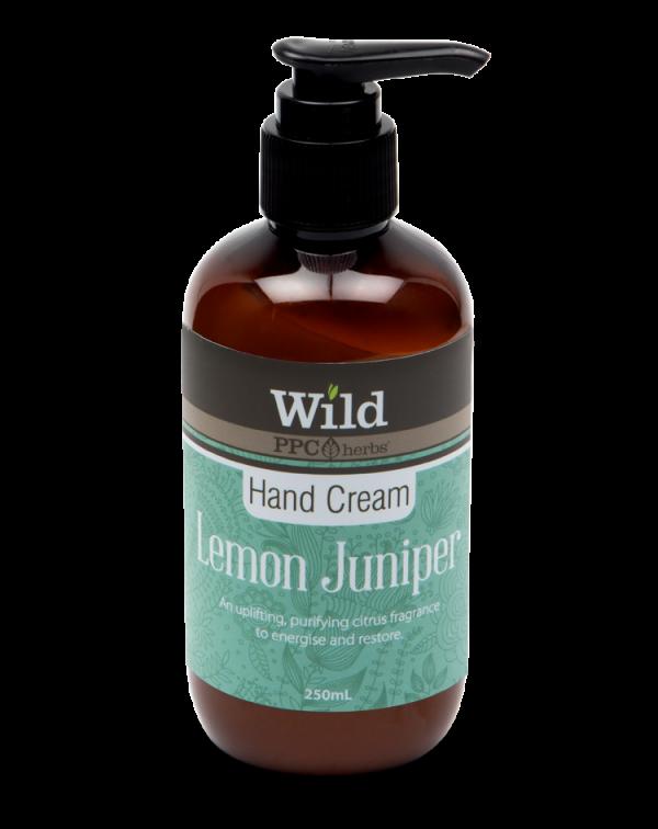 Wild Lemon Juniper Handcream
