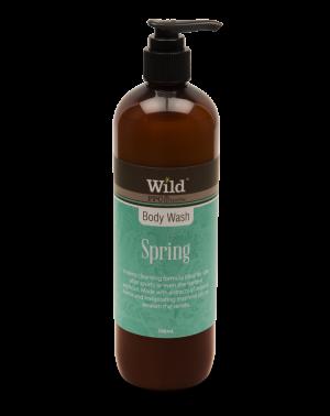 Wild Spring Bodywash 500