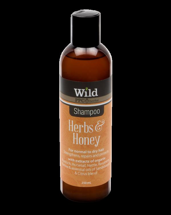 Wild Web Honey Shampoo